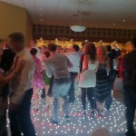 4 Starlight Dance floor crowd starlite dance floor hire dj skip alexander the wedding disco light up disco floor
