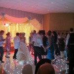 3 Starlight Dance floor crowd starlite dance floor hire dj skip alexander the wedding disco light up disco floor