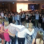 Starlight crowd starlite dance floor hire dj skip alexander the wedding disco 4