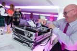 DJ Skip Alexander purple 1 home Wedding disco wedding Entertainment Northern Ireland