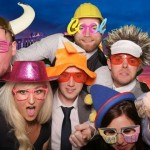 wedding Photo booth 1 crowd the wedding disco formals birthday photo booth northern ireland