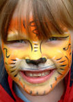 kids party face painters innocent-tiger-434447