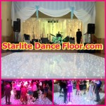 Starlight Dance floor montage starlite dance floor 3 pics yellow the wedding disco dj skip alexander Dance Floor Hire light up disco floor