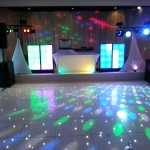 Starlight Dance floor starlite dance floor hire the wedding disco Equipment 2014-09-27 20.59.35