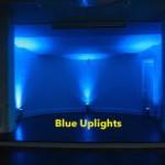Uplighters Mood Lights up lights Blue, the wedding disco dj skip alexander up lighters mood lighting